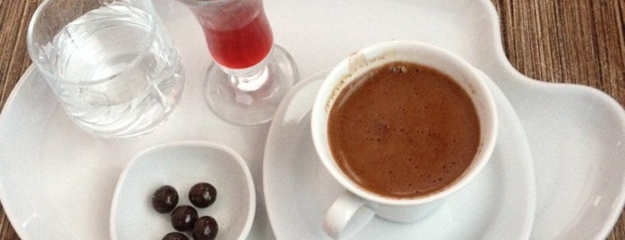 caffee's is one of สถานที่ที่บันทึกไว้ของ Mujdat.