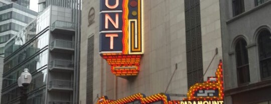Paramount Center is one of Boston.