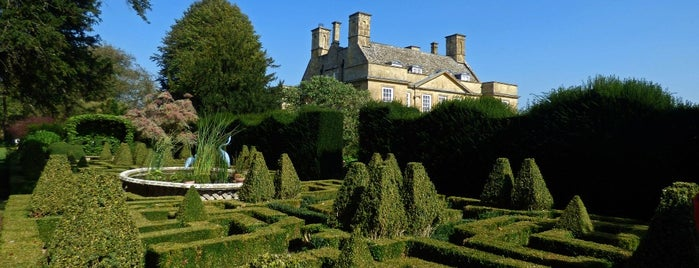 Bourton House Garden is one of Elliott's Liked Places.