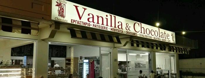 Vanilla & Chocolate is one of สถานที่ที่ иона ถูกใจ.