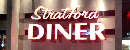 Stratford Diner is one of New Jersey Diners.