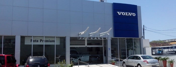 Volvo is one of Dealers.