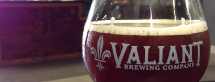 Valiant Brewing Company is one of California Breweries.