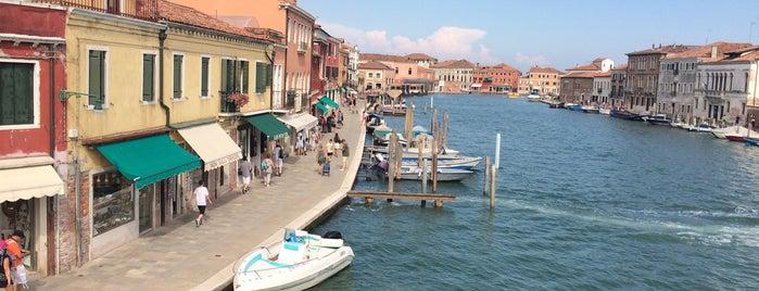 Imbarcadero ACTV Murano Museo is one of Orte, die Serpil gefallen.