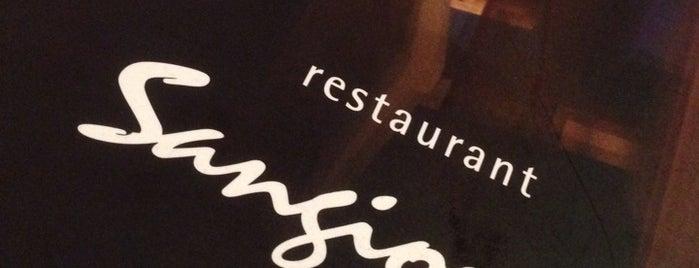 Sangiovese is one of Restaurants.