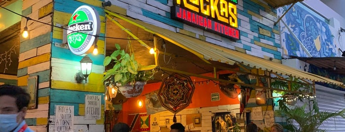 Rockas Jamaican Kitchen is one of Mexico.