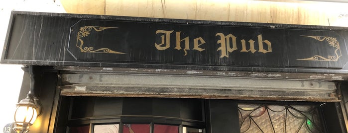 The Pub is one of Malta.