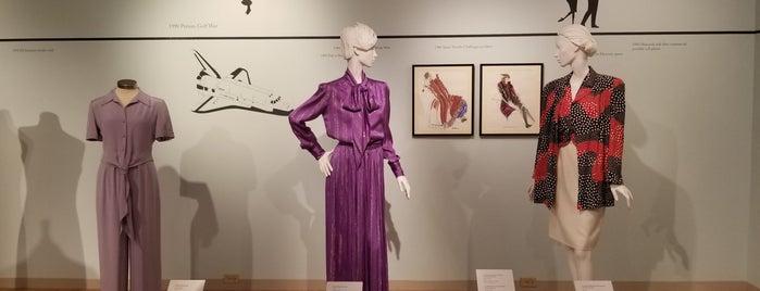 Kent State University Fashion Museum is one of South of Cleveland and Ashtabula.