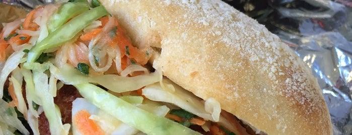 T.L.P. Sandwich Co. is one of Toronto.