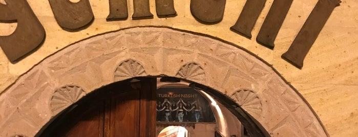 Yemeni Restaurant is one of NEVŞEHİR.
