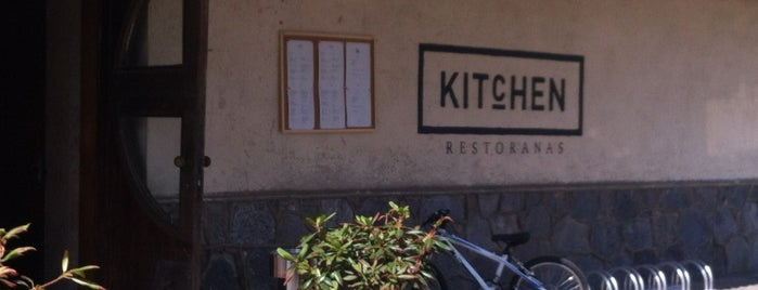 Kitchen in Nida is one of สถานที่ที่ Justinas ถูกใจ.
