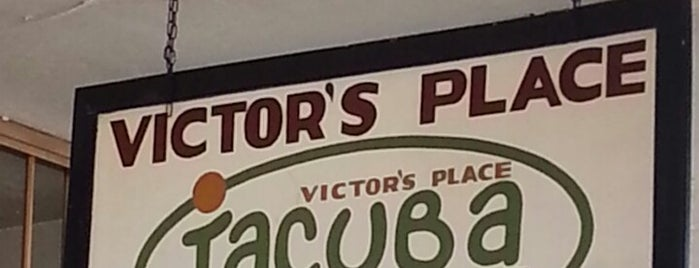 Victor's Place - Tacuba is one of Puerto Vallarta.
