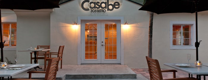 Casabe 305 Bistro is one of Best Venezuelan food places in Miami.