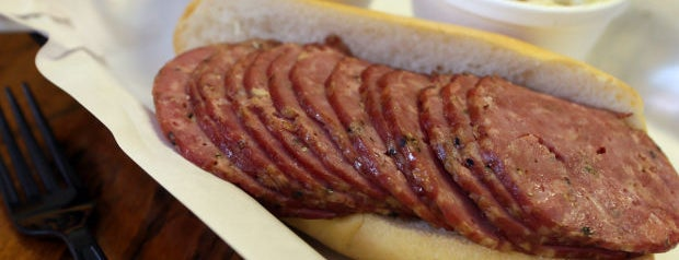 Adam's Smokehouse is one of St. Louis.