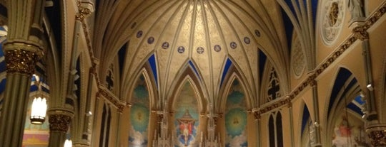 St. Alphonsus Parish is one of Visited Chicago Architecture.