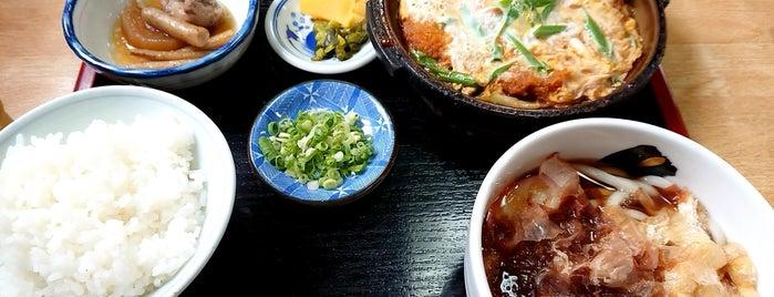 徳兵衛 is one of 地域振興|豊橋うどん60ヶ所巡り.