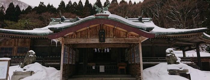 函館八幡宮 is one of Hokkaido.