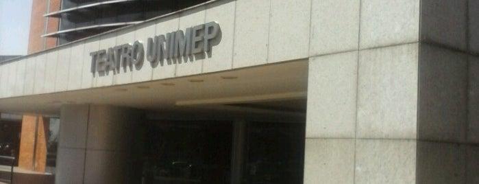 Teatro Unimep is one of Piracicaba.