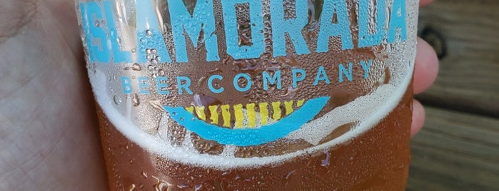 Islamorada Beer Company is one of Dana 님이 좋아한 장소.