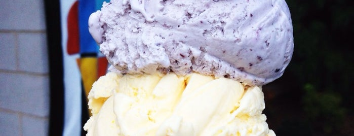 Ultimate Ice Cream is one of Asheville!!.