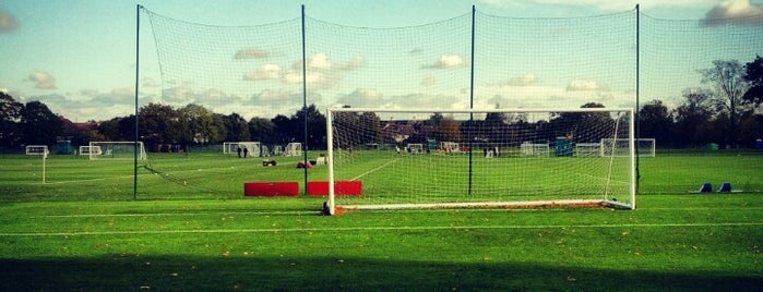 Fulham FC Training Ground is one of Jumpin jumpin.