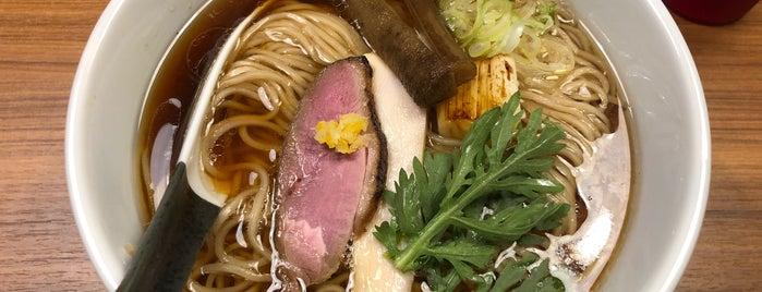 Duck Ramen Eiji is one of Hokkaido.
