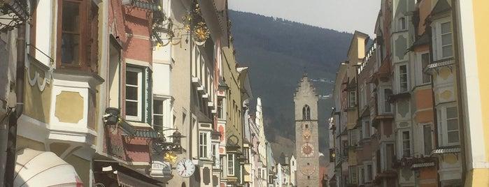 Sterzing is one of Alto Adige.