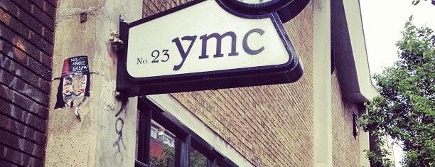 YMC is one of London.