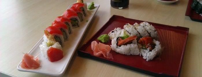 Ichiban Sushi is one of Lieux sauvegardés par Joshua.
