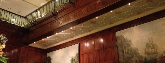 The Heathman Restaurant & Bar is one of Posti salvati di C.C..