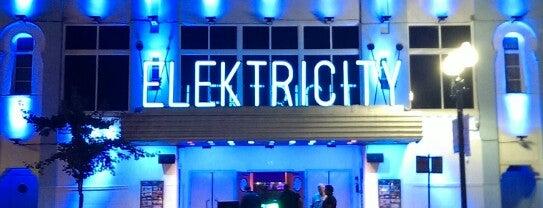 Elektricity Nightclub is one of Lieux qui ont plu à Josh.