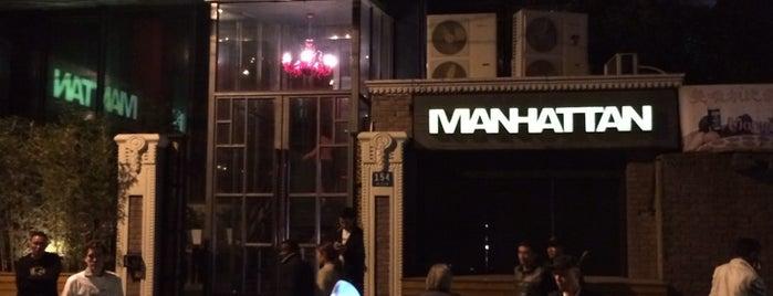 Manhattan is one of Simons Shanghai List.