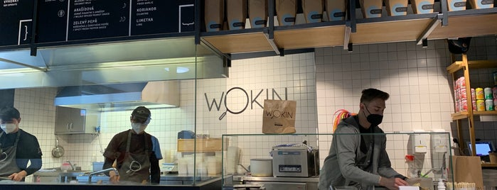 Wokin is one of Lets do Prague.