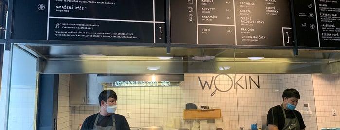 Wokin is one of food.