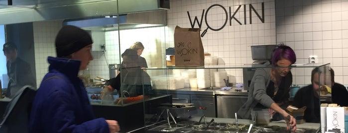 Wokin is one of Prague.
