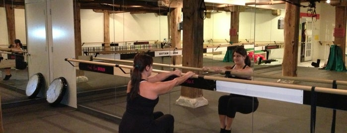The Barre Code is one of Fitness in Chicago.