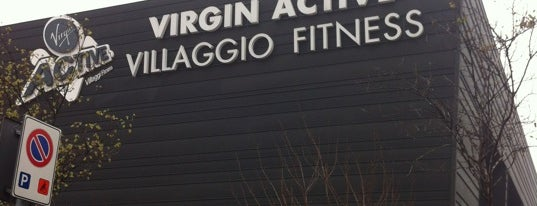Virgin Active is one of Lieux qui ont plu à John.