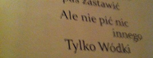 Towarzyska is one of Poland.
