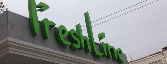 FreshLine is one of Locais curtidos por ASLI.