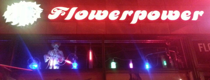 Flowerpower is one of Lieux sauvegardés par Chosy Chemnitz.
