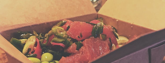 Klaw Poke is one of Dublin: Favourites & To Do.