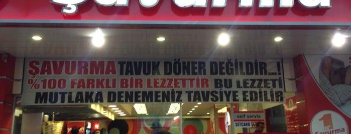 Şavurma is one of Mekanlarım.