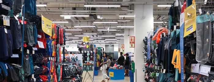 Decathlon Philippines is one of Posti che sono piaciuti a Shank.