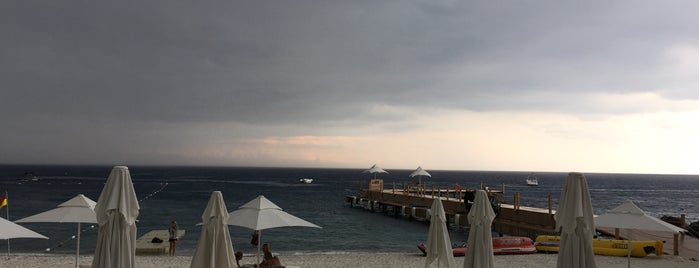 Tangerine Beach is one of Antalya.