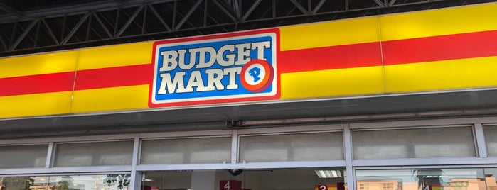 Budget Mart is one of Lugares favoritos de Louis Anthony.