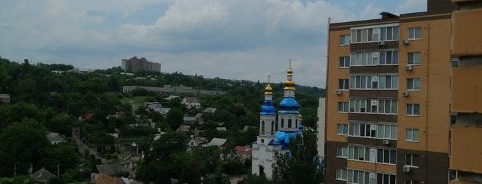 ЖК «Набережный Квартал» is one of Днепропетровск.