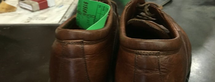 Galletti Shoe Repair is one of Sartorial SF.