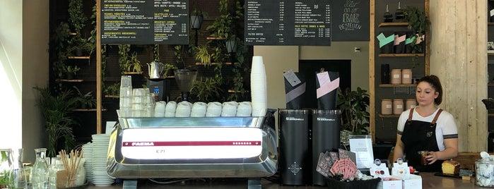 Kaffee Kirsche Roastery is one of Berlin.