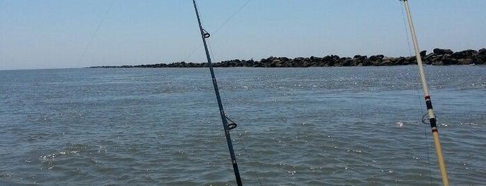 The Charleston Harbor Jetties is one of Bretta 님이 좋아한 장소.