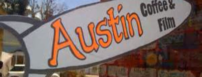 Austins Coffee is one of Orlando.